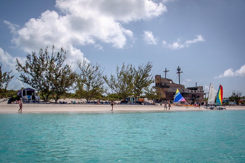 The Beach - Half Moon Cay