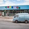 Toy store in Oranjestad, Aruba