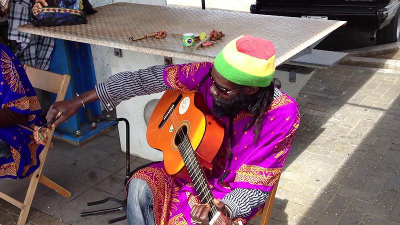 Jamaica Reggae Singer - Curacao