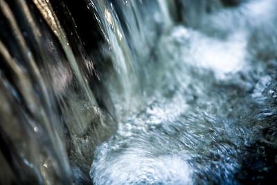 Lyne Water Weir