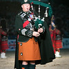 Pipe Major of 1st Battalion Irish Guards
