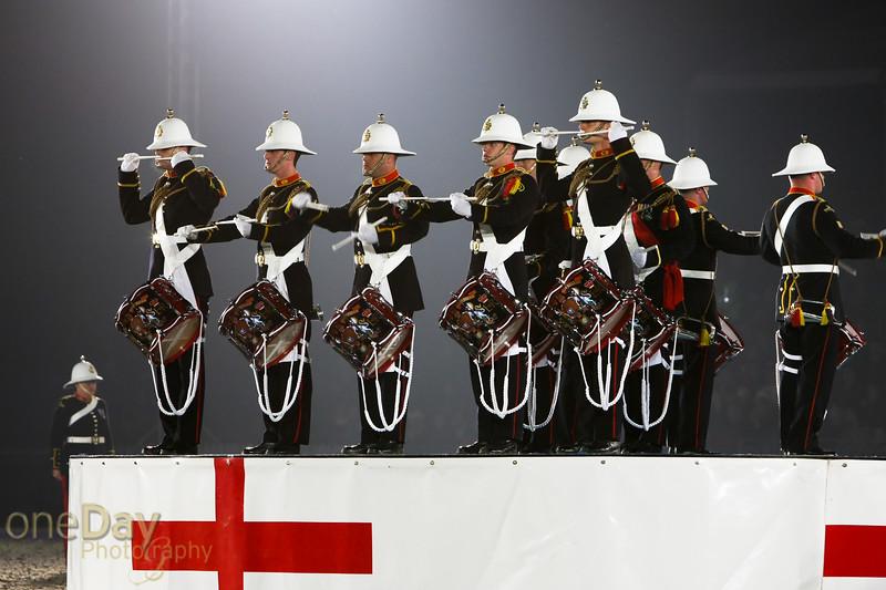 Royal Marine Band-2