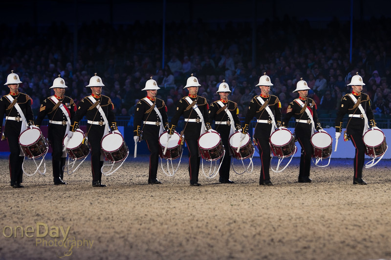 Royal Marine band 4