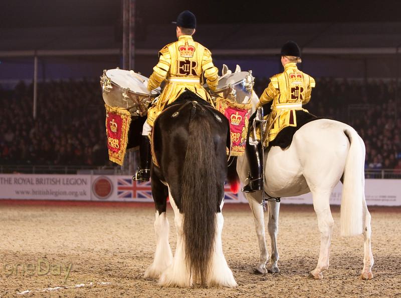 Household Cavalry Tunics