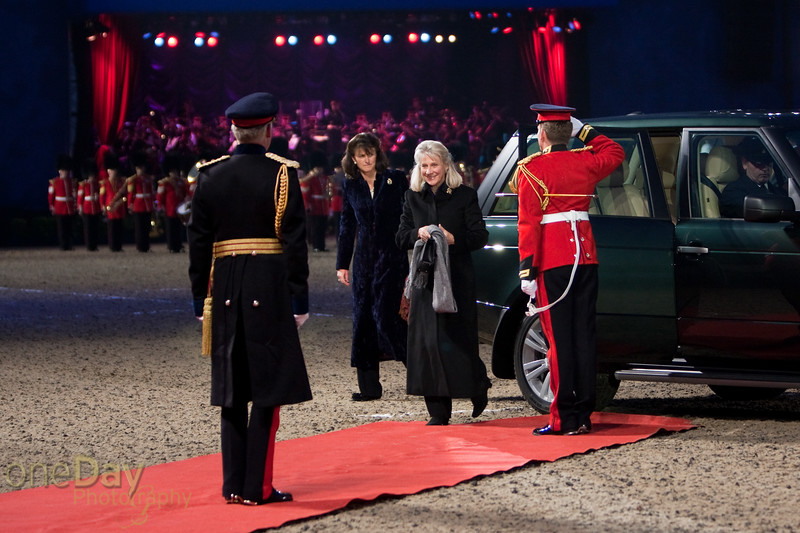 Arrival of Duchess