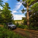 Jeep'in Eagle's Nest Trail Ottowa, Canada