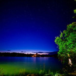 Night on Lake Calabogie 1