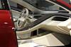 Lincoln MKS interior.