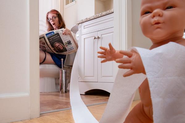 toilet paper by sam breach