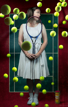 """I Used to Play Tennis"" by Sam Breach"