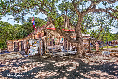 Luckenbach Texas, Classic version of General Store