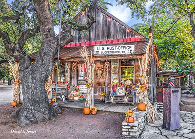 Luckenbach Texas, Seasonal - Fall