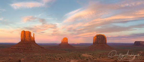 Monument Valley, Plateau Colorado