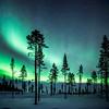 Aurora, Kiruna, Sweden