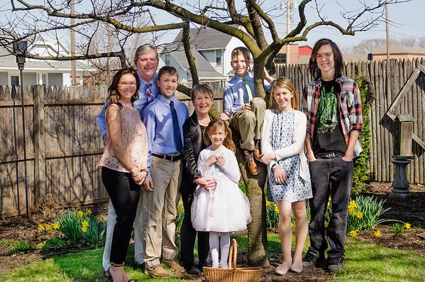 Rombach Family 2016