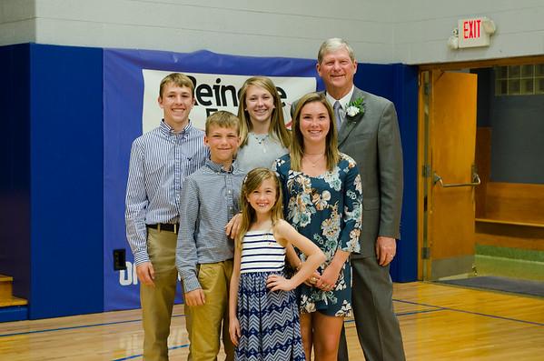 Rombach Family 2017