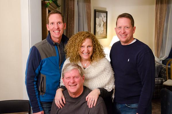 Rombach Family 2018