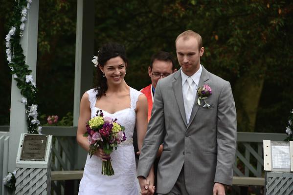 Laura & Chuck wedding