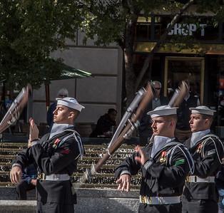 Navy Demonstration Team