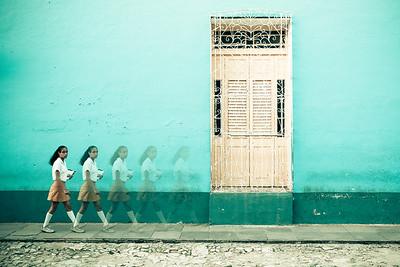 cuban walls