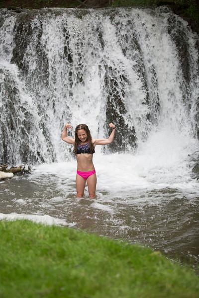 Kids in waterfall (20 of 39)