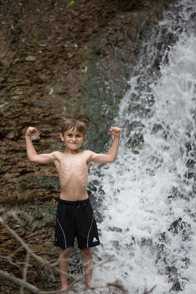 Kids in waterfall (27 of 39)