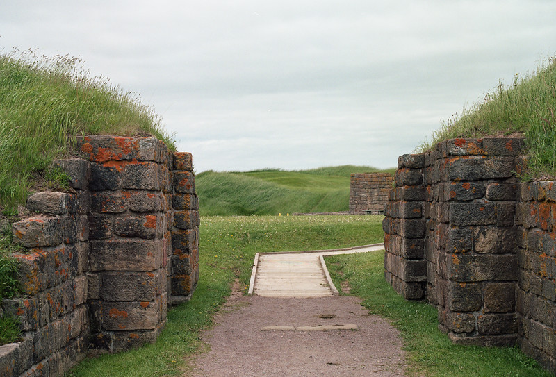 New Brunswick - National Historic Site