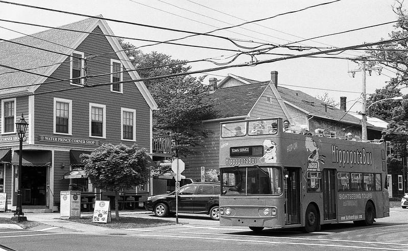 Tourist Bus, Charlottetown