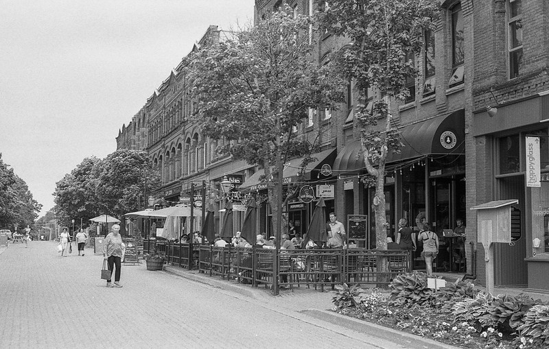 Victoria Row, Charlottetown