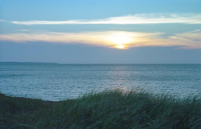 Sunset, Cavendish