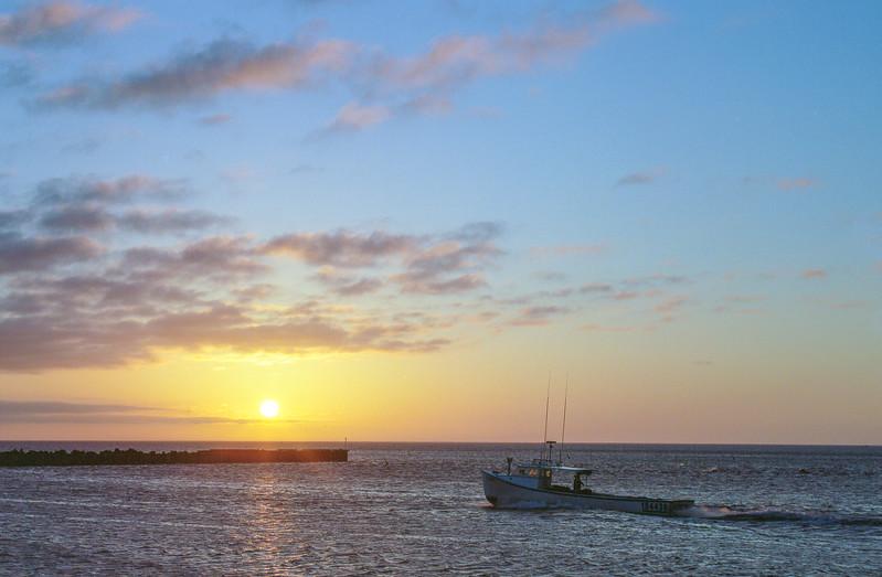 Sunrise, North Rustico
