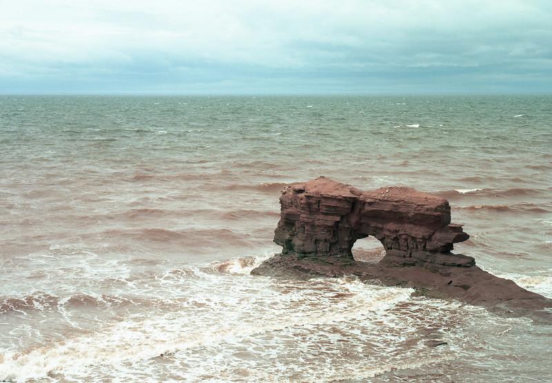 Sailing Rock