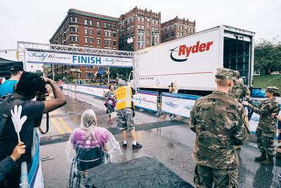 Indy Women half marathon 2016