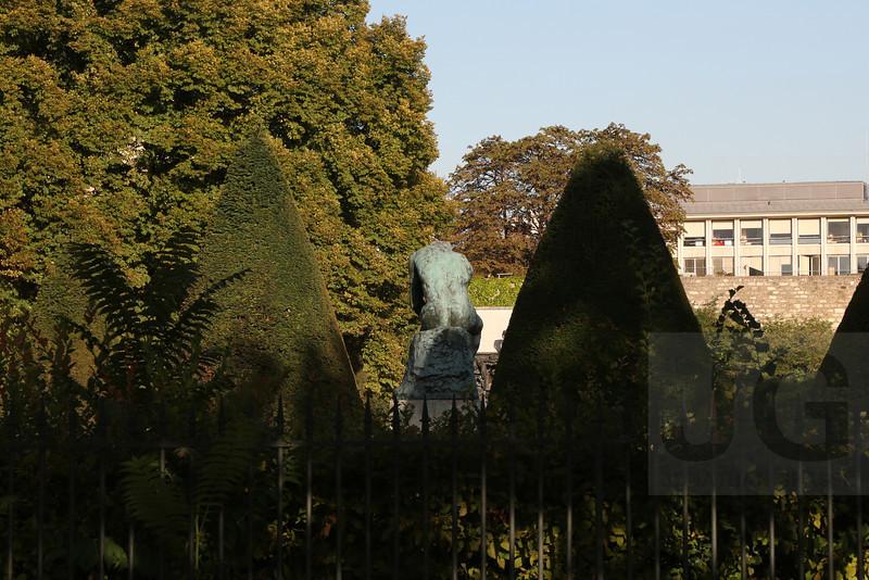 Rodin Museum<br /> Paris, France - 09.01.13<br /> Credit: Jonathan Grassi