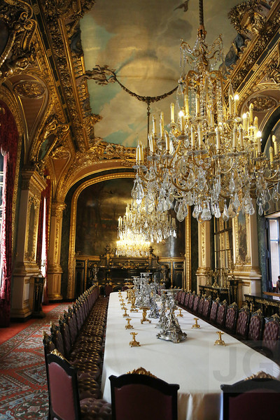 Apartments of Napoleon III at The Louvre<br /> Paris, France - 09.01.13<br /> Credit: Jonathan Grassi