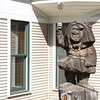 Tootsie, the Tooth Fairy Troll<br /> The Mount Horeb area is known as the Troll capital of the world.  It was first settled by a large troll believing Norwegian population in the late 1800's.  Many sculptures of trolls can be seen along the Trollway, enticing visitors to stop, shop and celebrate the town's heritage.<br /> <br /> Mount Horeb, Wisconsin - 09.15.13<br /> Credit: Jonathan Grassi