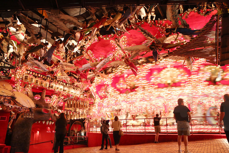 Carousel at House on the Rock<br /> Spring Green, Wisconsin - 09.14.13<br /> Credit: Jonathan Grassi
