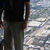 Views of Chicago from the Skydeck at the Willis Tower<br /> Chicago, Illinois - 09.17.13<br /> Credit: Jonathan Grassi