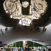 Anish Kapoor's Cloud Gate at Millennium Park<br /> Chicago, Illinois - 09.17.13<br /> Credit: Jonathan Grassi