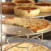 Willis Tower pizza<br /> Chicago, Illinois - 09.17.13<br /> Credit: Jonathan Grassi