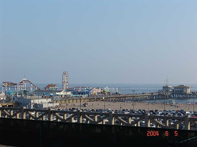 View of pier