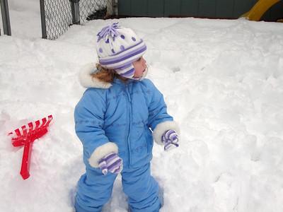 "9"" of snow!"