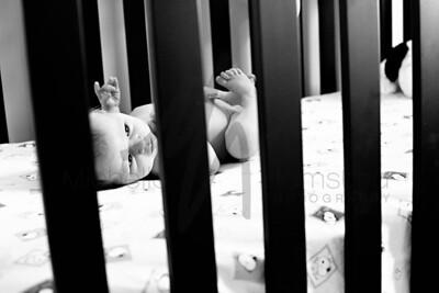 Ally crib 1 bw