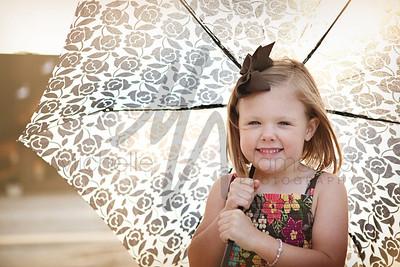Autumn Umbrella 4 golden