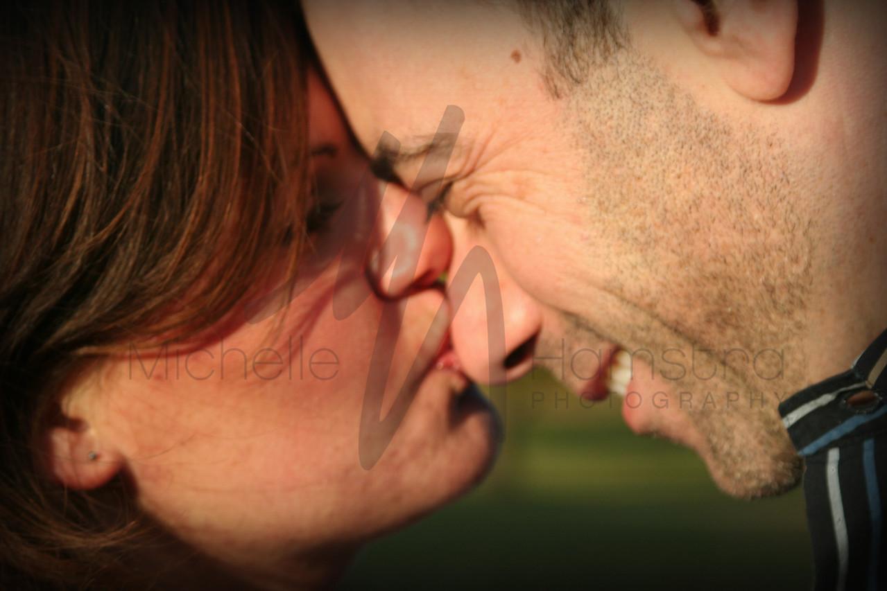 nose kiss color