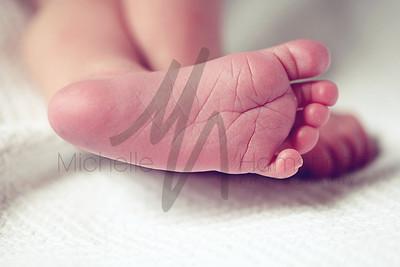 Allie Foot baby soft