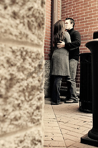 alley kisses MHP Style