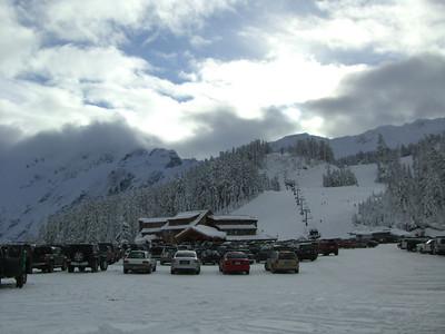 Mt. Baker lodge.