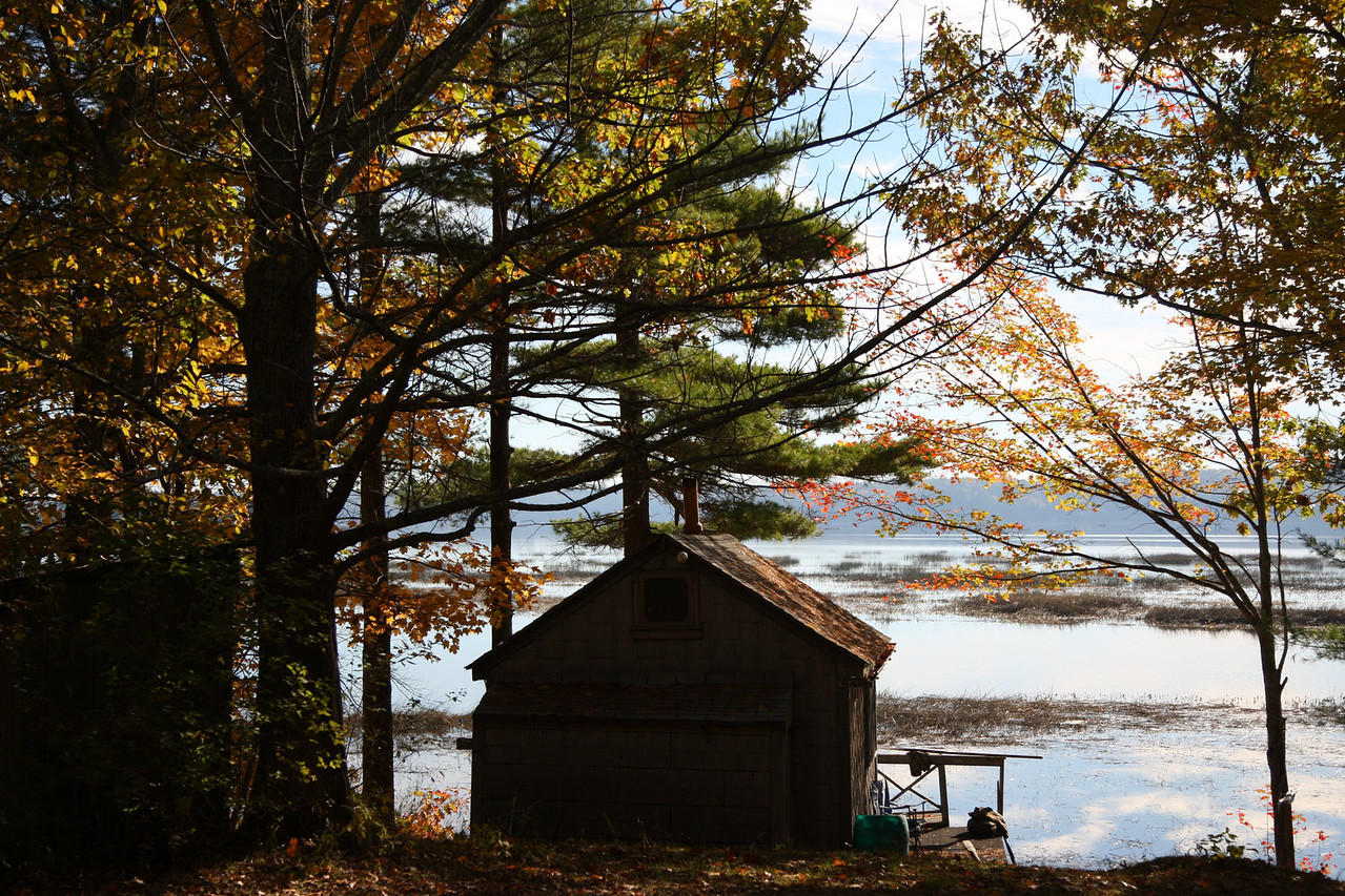 The shores of Merrymeeting Bay house a vestige of old Maine which is becoming increasingly hard to find.