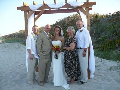 Erin + Mark Wedding